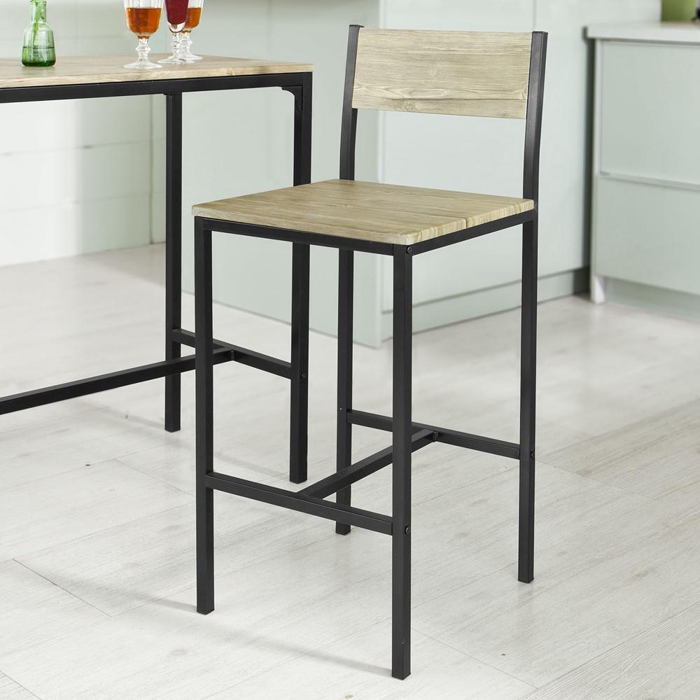 sobuy bartisch set stehtisch gartenm bel set terrassenm bel balkonm bel ogt03 ebay. Black Bedroom Furniture Sets. Home Design Ideas